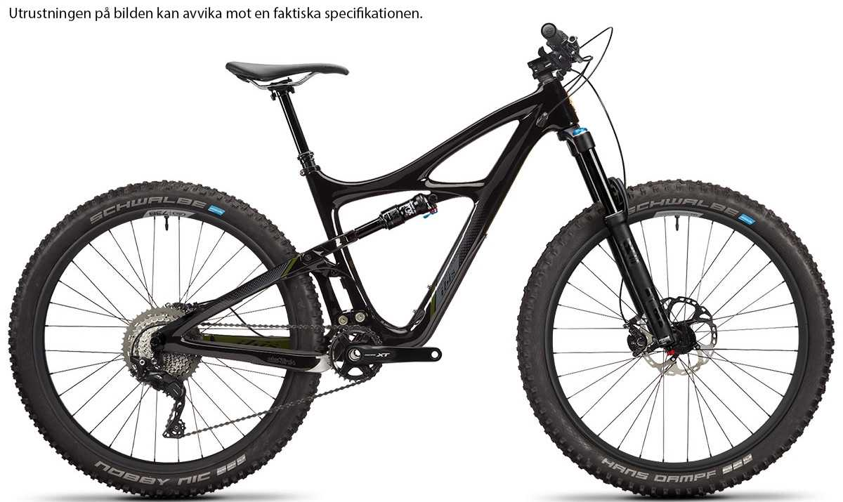 Ibis Mojo 3 XT i9 Carbon CK Edition obsidian black medium