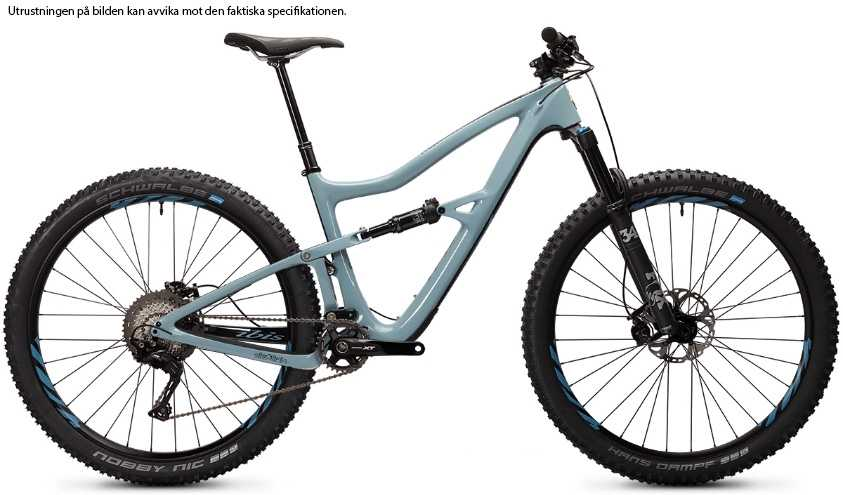 Ibis Ripley 4 XT i9 Carbon CK Edition pale blue small