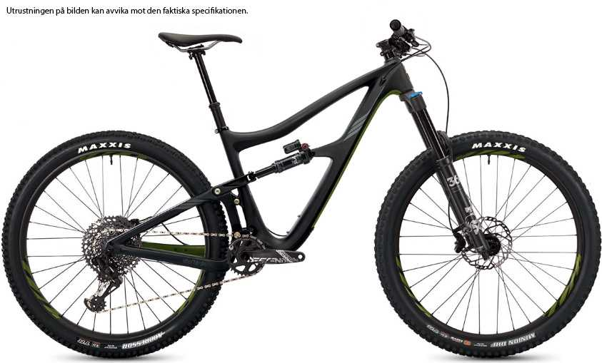 Ibis Ripmo GX Eagle i9 Carbon CK Edition black olive medium