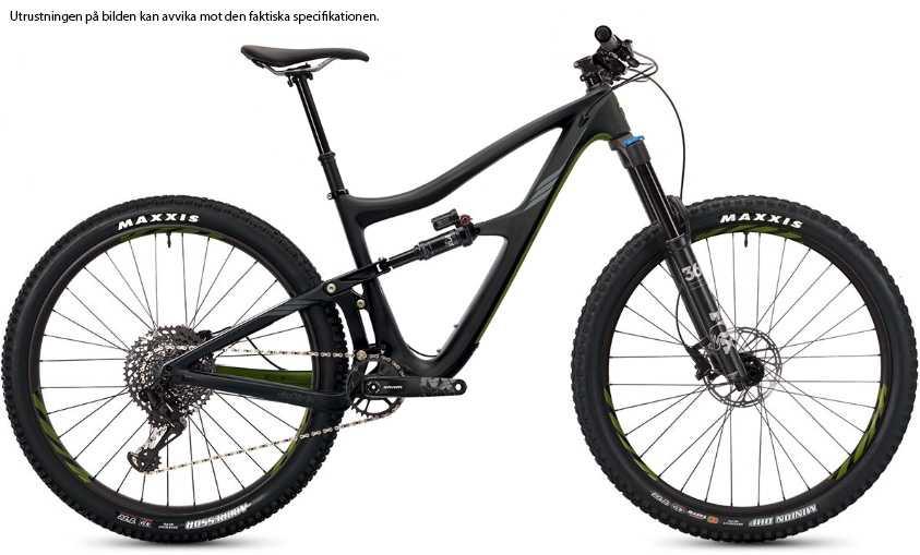Ibis Ripmo NX Eagle i9 Carbon CK Edition black olive small