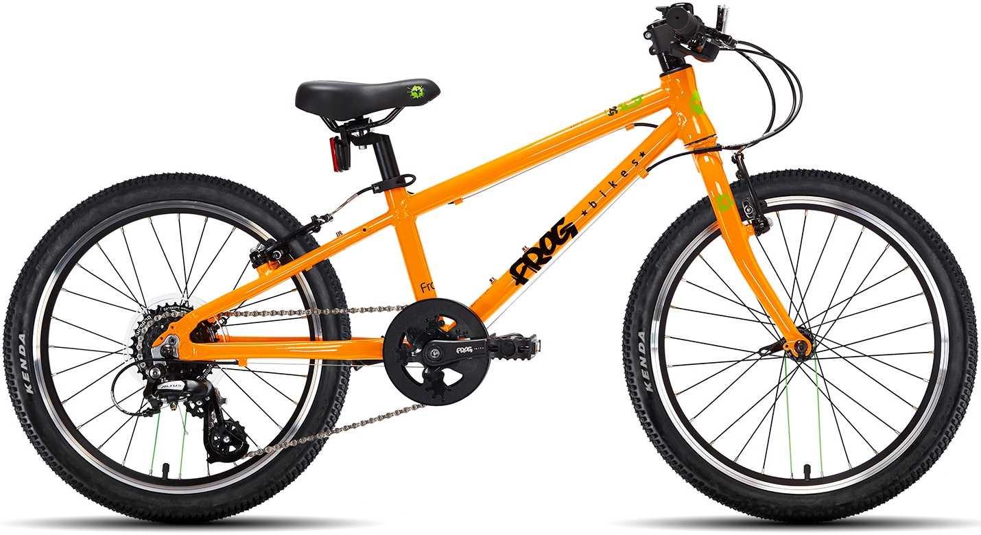 """Frog 52 orange 10"""""""