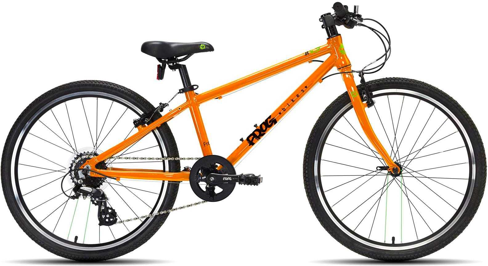 """Frog 62 orange 12"""""""