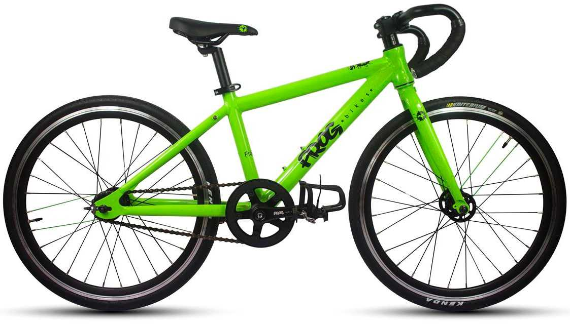 Frog Track 58 grön 30 cm