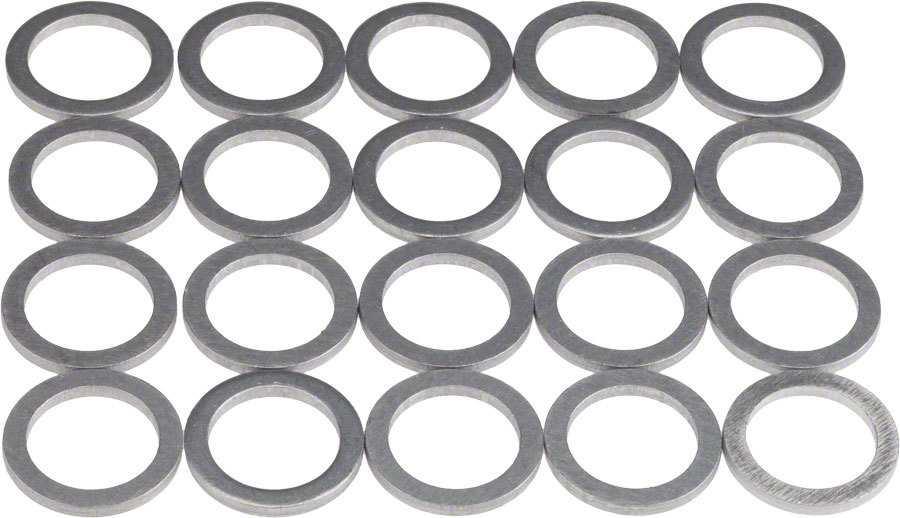 Drevbultspacer Wheels Manufacturing 20-pack 1.2 mm