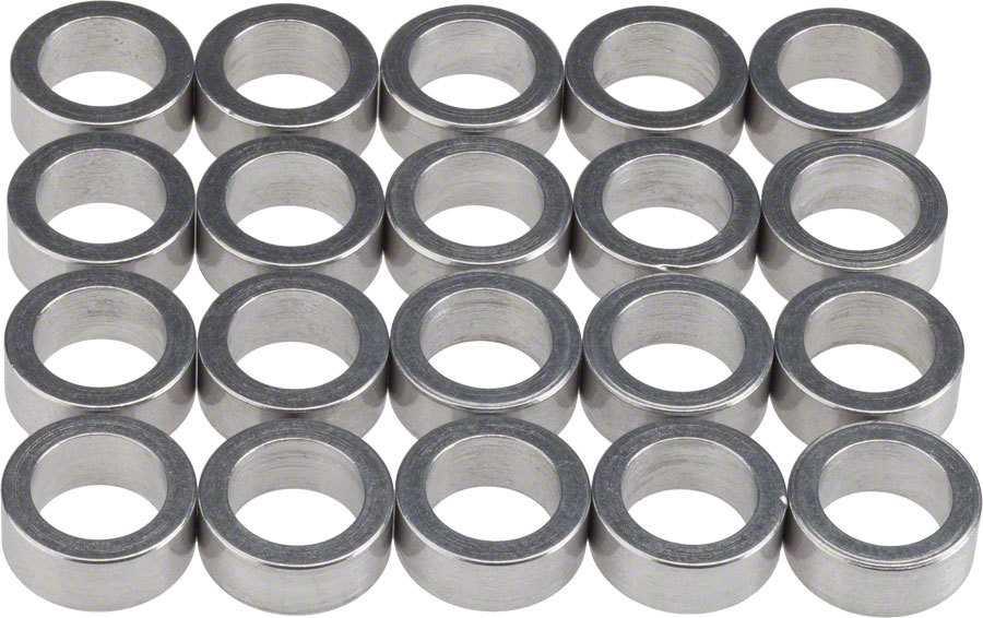 Drevbultspacer Wheels Manufacturing 20-pack 5.0 mm