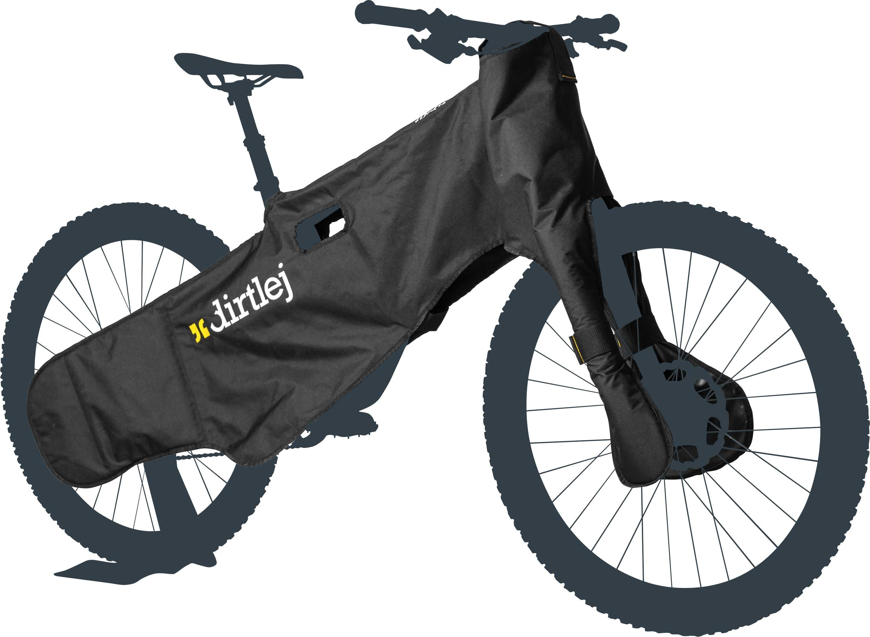 Ramskydd Dirtlej Bike Wrap | Misc. Mudguards