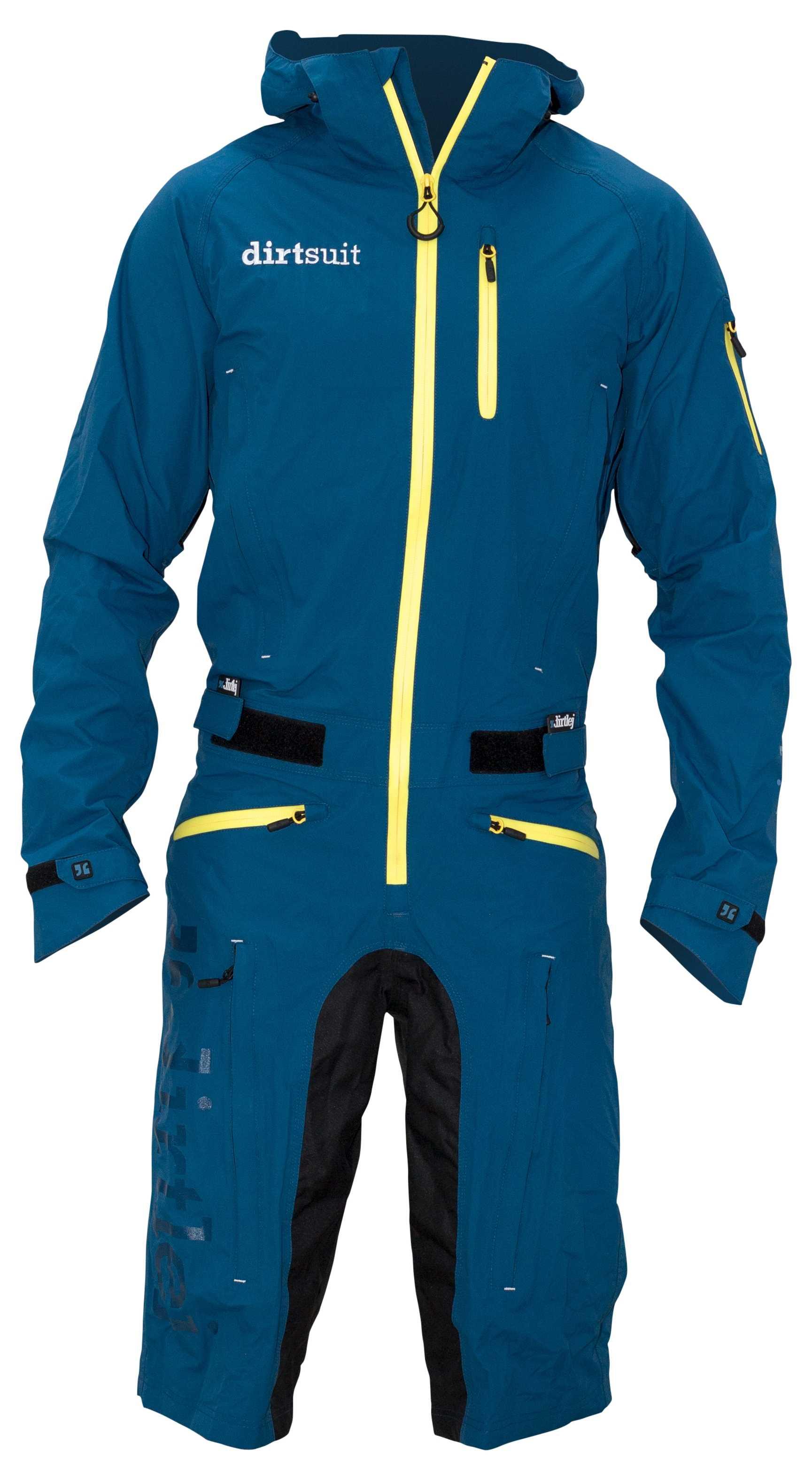 Overall Dirtlej Dirtsuit Classic mörkblå | Jackets