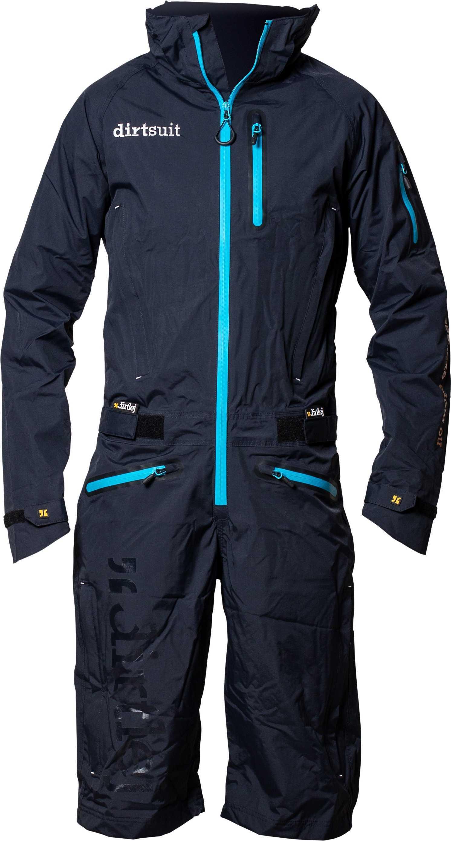 Overall Dirtlej Dirtsuit Pro mörkblå | Jackets
