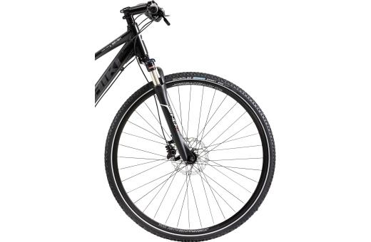 Främre delen av cykeln