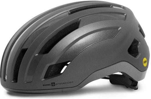 ... Cykelhjälmar unisex  Hjälm Sweet Protection Outrider MIPS grå metallic.  -15%. -15% 012f3919d8237