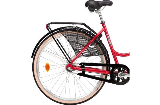 Bakre delen av cykeln