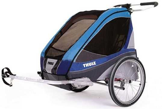 Thule cykelvagn
