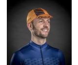 Cykelkeps GripGrab Lightweight Summer orange one-size
