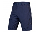 Baggy Shorts Endura Hummvee II blå