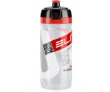 FLASKA ELITE CORSA 550 ML KLAR/RÖD