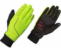 Handskar GripGrab Windster Hi-Vis Windproof Winter hi-vis gul