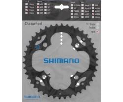 Drev Shimano Acera FC-M341 104 bcd 9 gir 42T svart