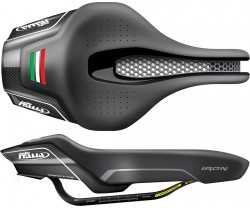 Sete Selle Italia Iron Tekno Flow Small Svart
