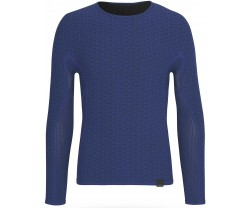 Underställ GripGrab Freedom Seamless Thermal Base Layer LS mörkblå