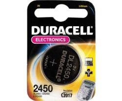 Knapcellebatteri Sigma Lithium CR2450