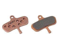 Bremsebelegg Bbb Discstop 44s Metallic 1 Par