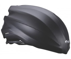 Hjälmöverdrag BBB Silicon svart one-size