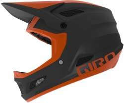 Hjälm Giro Disciple MIPS svart/orange