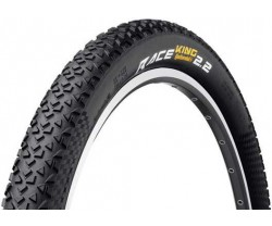 "Dekk Continental Race King Performance 55-559 (26 x 2.20"") svart"