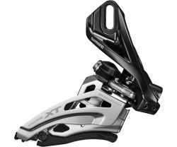 FORSKIFTER SHIMANO XT FD-M8000-D 3 GEAR DIRECT MOUNT FRONT PULL