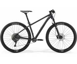 Merida Big.nine Xt-edition Svart/svart