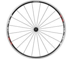 Forhjul  Shimano WH-R501 kanttråd sort