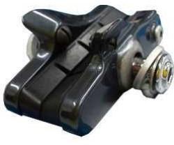 Bremseklosser Shimano Ultegra 6700 g grå 1 par