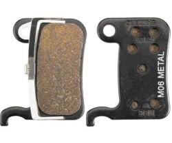 Bromsbelägg Shimano M06 metallic 1 par