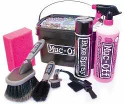 Rengjøringskit Muc-off 8-in-one Bike Cleaning Kit