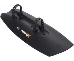 Framskärm SKS Dirtboard Mud X svart