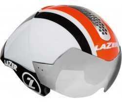 Hjälm Lazer Wasp Air Tri vit/orange/svart