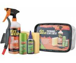 Rengöringsset Weldtite Dirt Wash Performance Clean & Lube kit