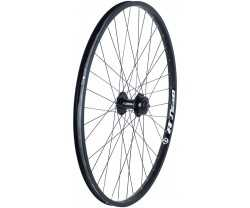 "Etukiekko Bontrager AT-550/DC-20 26"" IS musta"