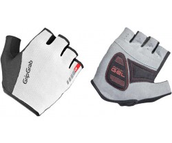 Handskar GripGrab EasyRider Padded vit