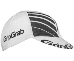 CYKELCAPS GRIPGRAB SUMMER HVID ONE-SIZE