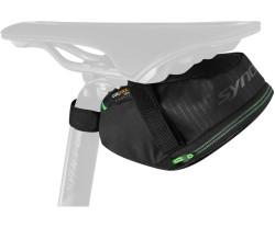 Sadelväska Syncros Speed 400 strap svart