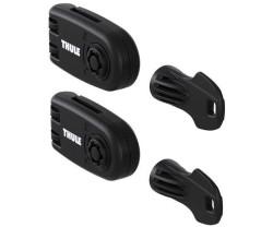Låsanordning Thule Wheel Straps Locks 986
