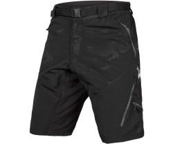 Baggy Shorts Endura Hummvee II svart/camo
