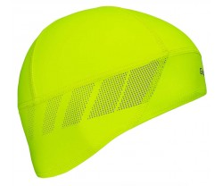 Hjälmmössa GripGrab Windproof Thermal Lightweight hi-vis gul