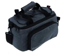 Packväska Atran Velo ZAP Top Bag 18.5 l grå