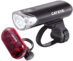 Belysningsset Cateye HL-EL135/TL-LD135