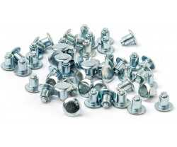 erstatningsPigg Schwalbe stål 50 st Utan verktøy