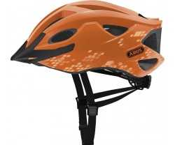 Hjälm Abus S-Cension Diamant orange