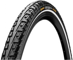 "Däck Continental Ride Tour ExtraPuncture Belt 32-622 (28 x 1 1/4 x 1 3/4"") svart/reflex"