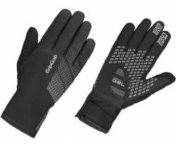 Hanskat GripGrab Ride Waterproof Winter Musta